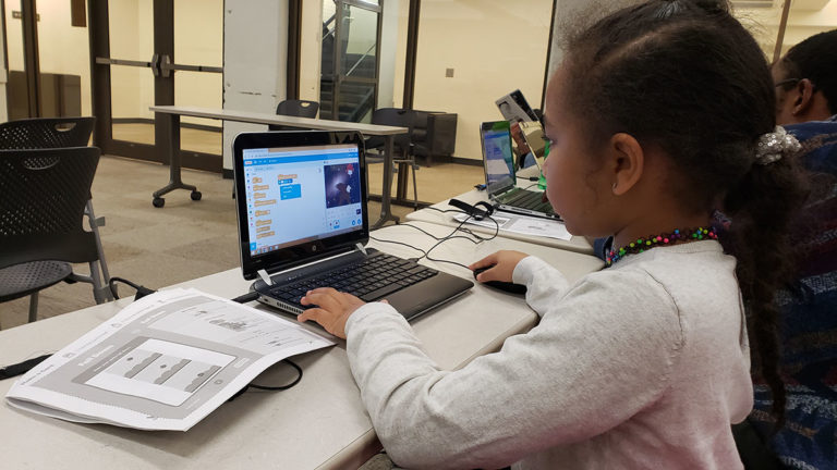 Revisiting Scratch at Northeast Library in Capitol Hill