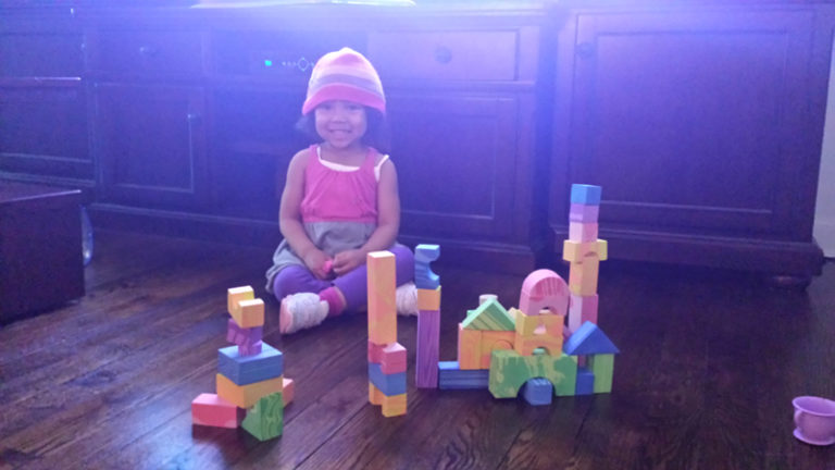 Najwa Built This Castle To Protect Us From The Evil Witch