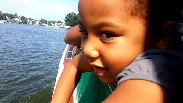Boat Trip - Annapolis, Maryland