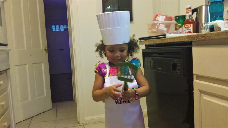 Teaching Life Skills While in the Kitchen