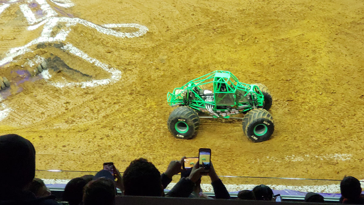Monster Jam, Washington DC