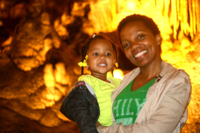 Taking a Day Trip to Luray Caverns in the Shenandoah Mountains