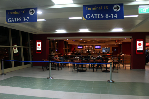 Jomo Kenyatta International Airport, Nairobi, Kenya