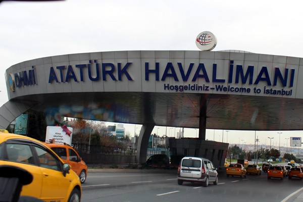 Havalimani is Turkish for airport