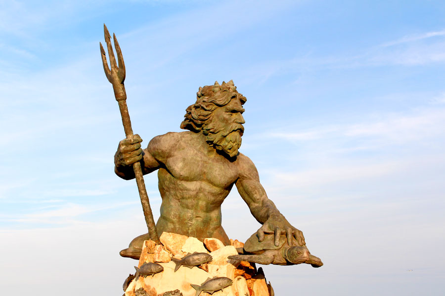 King Neptune - Virginia Beach