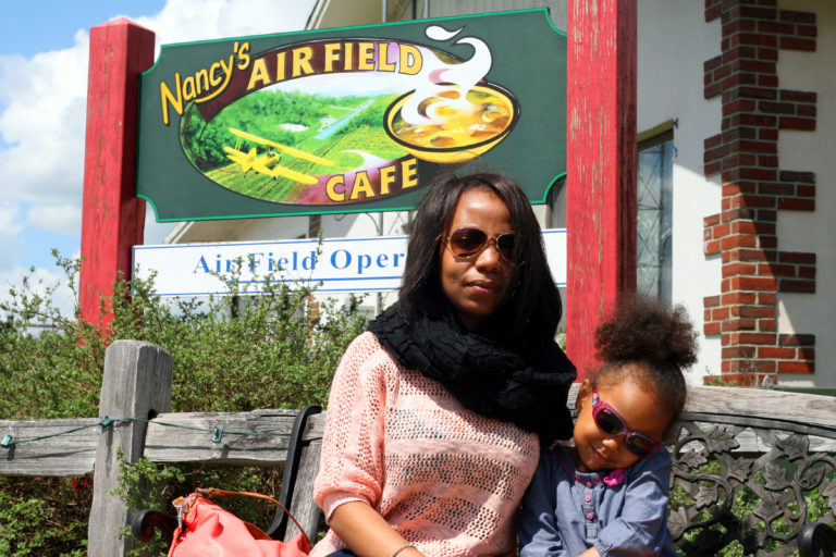 Venturing Off The Beaten Path to a Place Called Nancy's Airfield Cafe