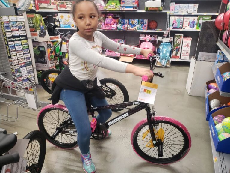 Shopping Around for a Bike