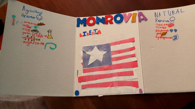 Learning About Liberia